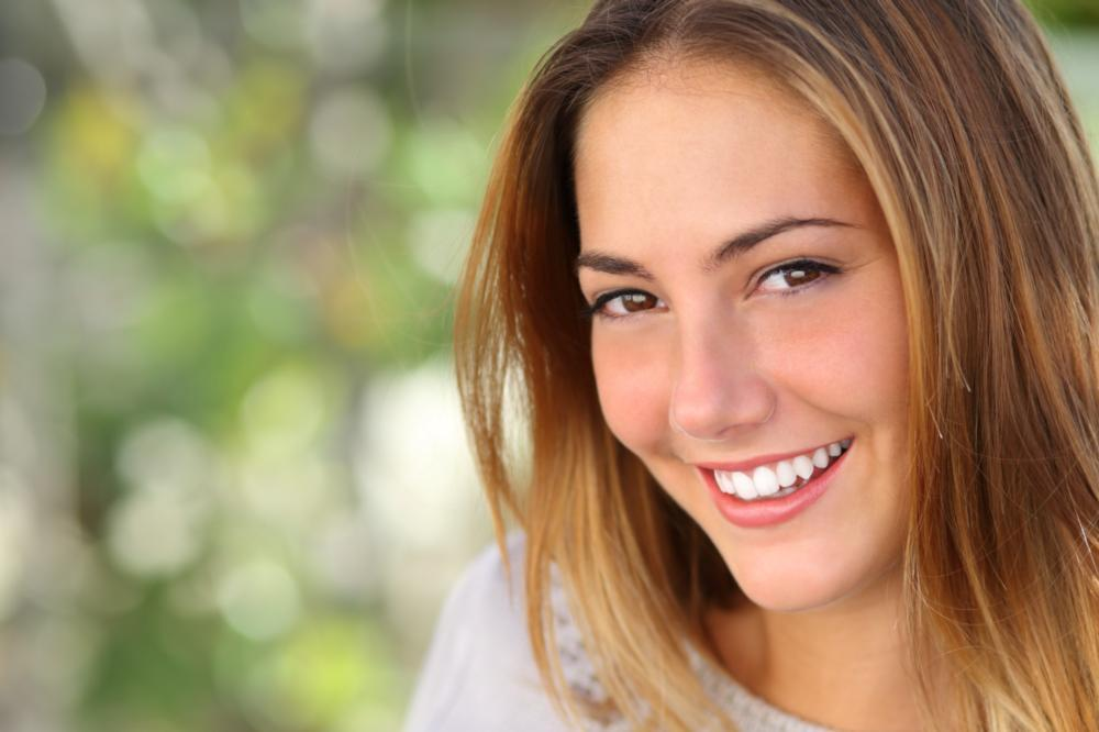Smiling Woman | Dental Implants in Winston-Salem