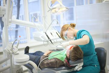 Kid Getting a Cleaning | Dental Cleanings & Exams in Winston-Salem